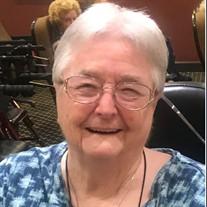 Janet Gillespie Thomas