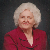 Vernia Lillian H. Roberts Oct 31, 1937 – Aug 5, 2019