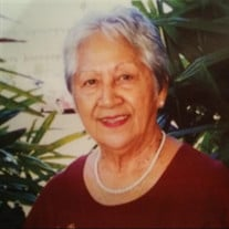 Dorothy Blanche Leilani Hewlett Irvine