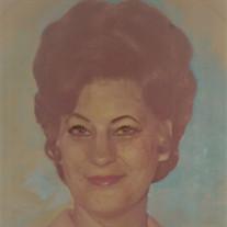 Frances Elizabeth Masters