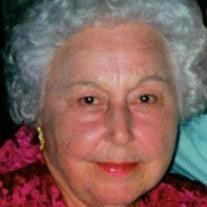 Mrs. Florence Fidler Doubrava Roberts
