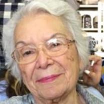 Elva Guadalupe (Munoz) McClure