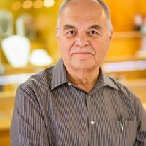 """Rodolfo """"Rudy"""" Cisneros"""