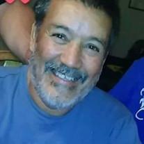 Jose Cruz Cantu