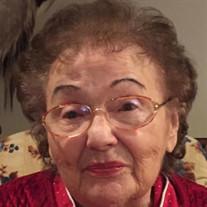 Mrs. Anna M. Parvis
