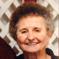 Janette  Eileen Williams Mayfield
