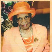 Mrs. Della Mae Moore Dukes