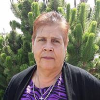 Maria Auxilio Cedeño Rodriguez