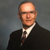 Pastor Gerald (Jerry) Christensen