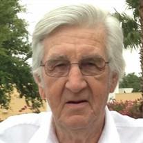 Reverend Carl C. Walter