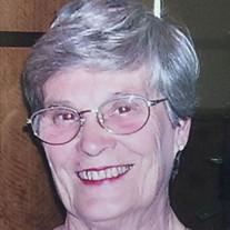 Joan Margaret Bartlett