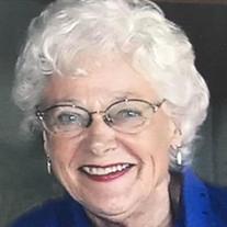 Eleanore Gladys Olslund
