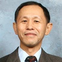 Mr. Hiroshi Hosokawa of Hanover Park