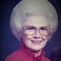 Mrs. Violet Branham Derrick