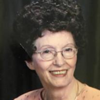 Mildred P. Hail
