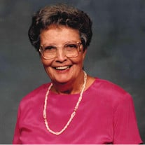 Betty Fortner Kincaid McClain