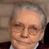 Mrs. Elizabeth Mitchell Hendrix