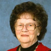 Betty Ruth Braddock Collins