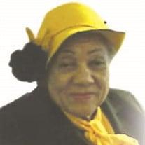 Mrs. Joyce Marie Carter