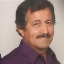 Refugio Llamas Jr.