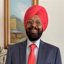 Gurbakhash Singh Dhillon