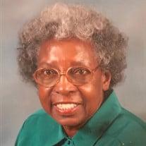 Mrs. Alice Ruth McNair