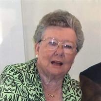 Peggy McDaniel Taylor