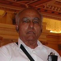Mohan P. Panjwani