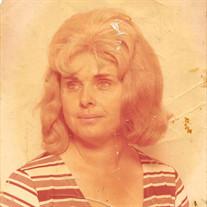 Sylvia  Lee  Thurman-Hartis