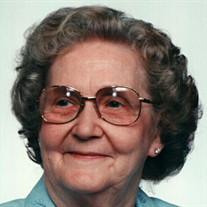 Flora  Mae Dyess Barnett