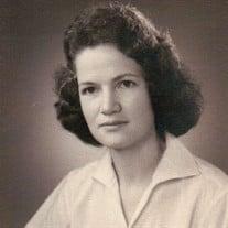 Clara Evelyn Woody Serna