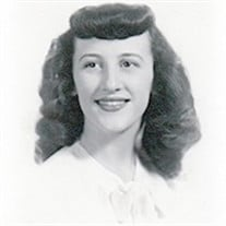 Mrs. Jean Marilyn Barry