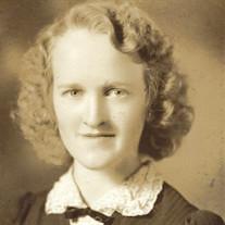 Edith Mae Foster