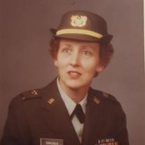 Mrs. Joan Beatrice Simonds