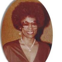 Mrs. Anna Mae Brown