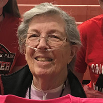 Blanche J. Baxter