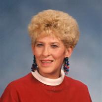 "Patricia Ann ""Pat"" Harrison"