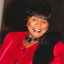 First Lady Patricia K. Williams
