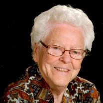 Geraldine Martha Moum