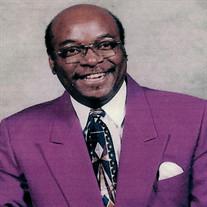Rev. Dr.  Earl J.  Jackson