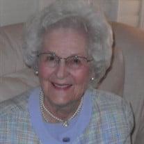 Dorothy Jean Budgett