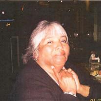 Margaret Cisneros Valdez Collins