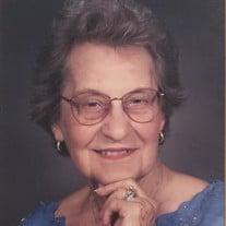 Mrs. Hazel Virginia Entrekin McAlister