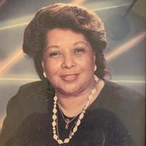Mrs Delores Joyce Edner