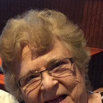 Mrs. Janet Mary Doble