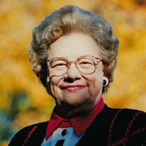 Gladys M. Miller