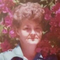 Mrs. Mattie Copeland Redden