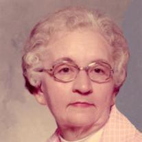 Mrs. Frances McCaslan Hill