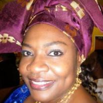 Mrs. Oluwafunmilola F. Ashebu