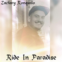 Zachary  Oz Ronquillo